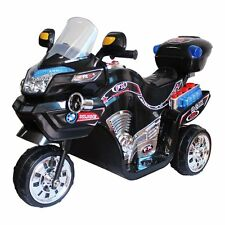 Kids Battery Powered Motorcycle Boy Child Toddler 3 Wheel Motor Bike Scooter Toy
