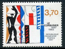 STAMP / TIMBRE FRANCE NEUF N° 2470 ** NAISSANCE DE LE CORBUSIER