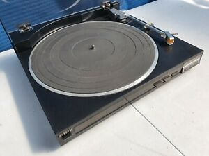 Sony Fully Automatic Stereo Turntable System Model PS-LX50