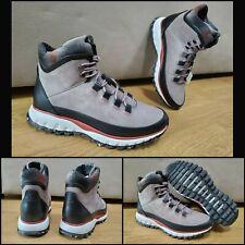 🔥 Cole Haan Zerogrand Waterproof Hiking Casual Boots C28492 Beige Mens Size 10