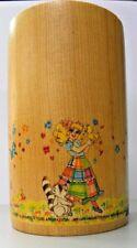 "Portapenne  Vintage serie "" Fabbri felicita' Igarashi Candy Candy nuovo"