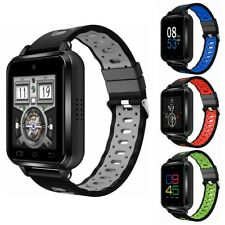 """1.54"""" FINOW Q2 WiFi 4G Smart Watch 8GB SIM Android Quad Core 2MP Cam Cell Phone"""
