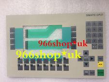 1X For 6AV3627-1JK00-0AX0 6AV3 627-1JK00-0AX0 OP27 Membrane keyboards