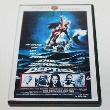 Bermuda Depths Dvd 1978 Rankin Bass Carl Weathers Connie Sellecca Fantasy Sci-Fi
