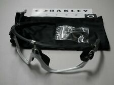 Authentic Oakley Jawbreaker Matte Black White Sunglasses Frame OO9290-5031