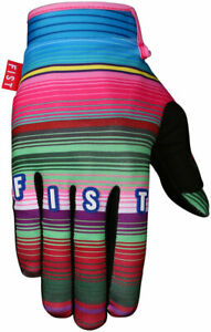 Fist Handwear Taka Higashino Los Taka Glove - Multi-Color, Full Finger, Large