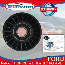 Engine Idler Pulley 38015 Fits Ford Territory 4.0 (SX,SY) AWD F6 FG Falcon Van