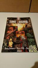 Radical Books Comics - Graphic Novel - Time Bomb TPB   Jimmy Palmiotti