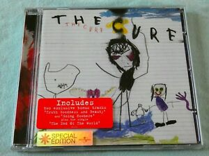 The Cure - The Cure (2004) Special Edition
