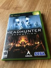 Headhunter: Redemption (Microsoft Xbox, 2004) BT2