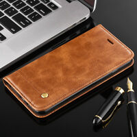 Magnetic Flip PU Leather Stand Strap 2 Card Wallet Bag Case For iPhone 7 Plus