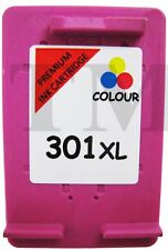 Remanufactured 301XL Colour Ink fits HP Deskjet 2050 All-In-One