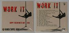 Kid Rock, Rob Zombie, Rihanna, Inxs, Goldfrapp, Ludacris, - Sealed Promo CD