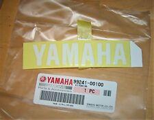 New OEM Yamaha Windscreen/Windshield Emblem/Decal FZR400 FZ600 FZ750