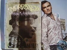 MORRISSEY I'M THROWING MY ARMS AROUND PARIS PROMO CD