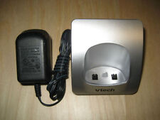 Vtech Ls6326 remote base w/Psu - Cordless Phone v tech charging tele charger Vdc