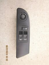 06 MITSUBISHI RAIDER EXTENDED CAB 2D MASTER POWER WINDOW SWITCH 04602740AA