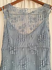 Ali Wood Light Blue Dress Lace Size 10