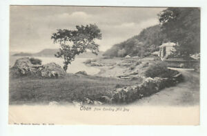 Oban Fron Carding Mill Bay 15 Oct 1908 Lang Roslyn Kenmay Aberdeen Wrench 8180
