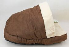 Large Slipper cat dog bed warm Snug House/Cat Igloo/Puppy/dog/kitten bedding