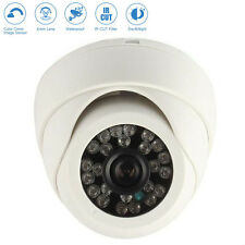 HD 1200TVL Waterproof CCTV Surveillance Security Dome IP Cam IR Clear Vision