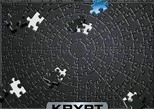 Ravensburger - KRYPT Black Puzzle 736pc Jigsaw Puzzle