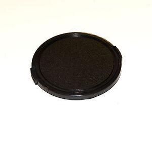 PLASTIC CLIP ON LENS CAP FOR 52MM LENSES UNIVERSAL GENERIC CAP