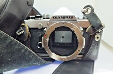 Olimpo OM1 cámara de cine Cuerpo Con Estuche Original. Repuestos o reparaciones.