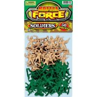 Battle Force Bag of Army Men Soldiers