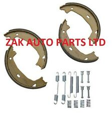 BMW E60 E61 (2004-) 520D 523 525 530D 535D REAR HAND BRAKE SHOES AND FITTING KIT