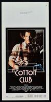 Plakat Cotton Club Richard Gere Robert Evans Francis Ford Coppola N29