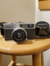 Konica Electronic Auto SE Camera Japan RARE