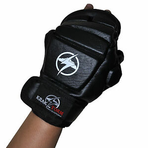 Krakstorm Full Contact Sparring Escrima Stick Gloves Fighting Kali Arnis FMA JKD