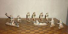 lot de 10 ancien soldat  legion légionnaire Quiralu
