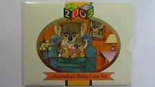 2003 Royal Australian Mint Koala Baby Uncirculated Coin Set