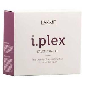 Lakme I. Plex Salon Trial Kit Special Hair Damaged