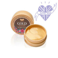 KOELF Gold & Royal Jelly Hydrogel Eye Patch x 60 pieces, UK Seller!
