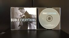 Michael Buble - Everything 3 Track CD Single