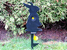 REMINGTON FREE STANDING JACK RABBIT AIRGUN AIR PISTOL TARGET WITH AUTO RESET