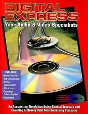 Digital Express: 1st Year Course (Accounting Simulation), Good Books