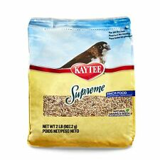 Supreme Bird Food For Finches, 2-Lb Bag