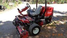 TORO 3100D GREENSMASTER ( PARTING OUT ) HYDRO PUMP & HYD PUMP