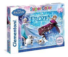 104 Piece Kids Disney Princess Glitter Jigsaw Puzzle NEW
