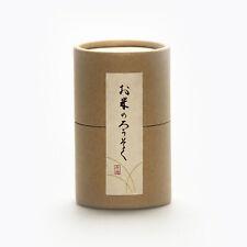 Daiyo Handmade Japanese Natural Rice-wax Candles - 20 pcs