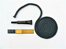 Villager Stove Door Rope Replacement Kit  for all Villager Stoves