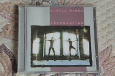 SIMPLE MINDS - CELEBRATION (2001)Best Of 1979-80 picture CD incl Kaleidoscope