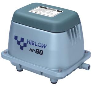 Hiblow HP 80/ HP 80 DUO Membranverdichter - 100330/ 102185