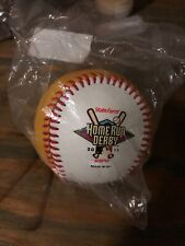 MLB 2011 All-Star Game Home Run Derby Gold rawlings Baseball WRAPPED