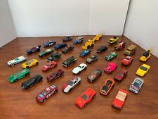 New ListingHot Wheels Lot Of 37 Diecast Cars & Trucks Most Good/Very Good Condition 1970-03