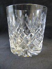 Thomas Webb Cut Glass Whiskey Glass - Warwick - 6 oz